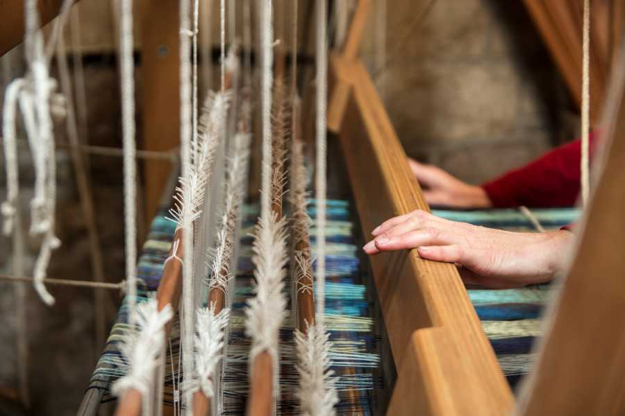 UmbriaMarche Weaving the colours of Umbria - Laboratory