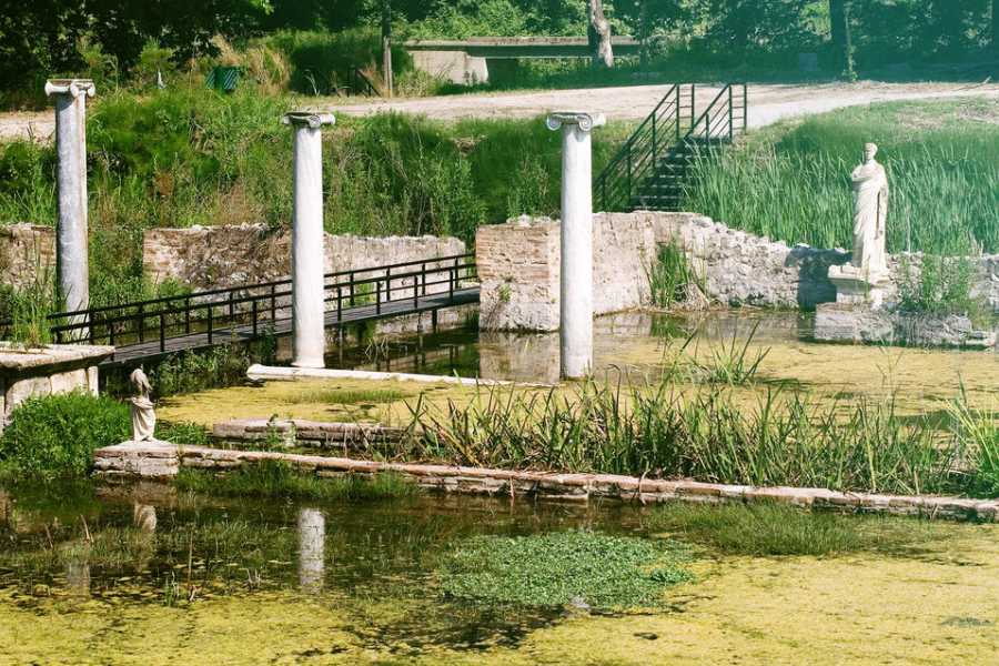 Ammon Express From Thessaloniki: Day Trip to Dion and Mount Olympus