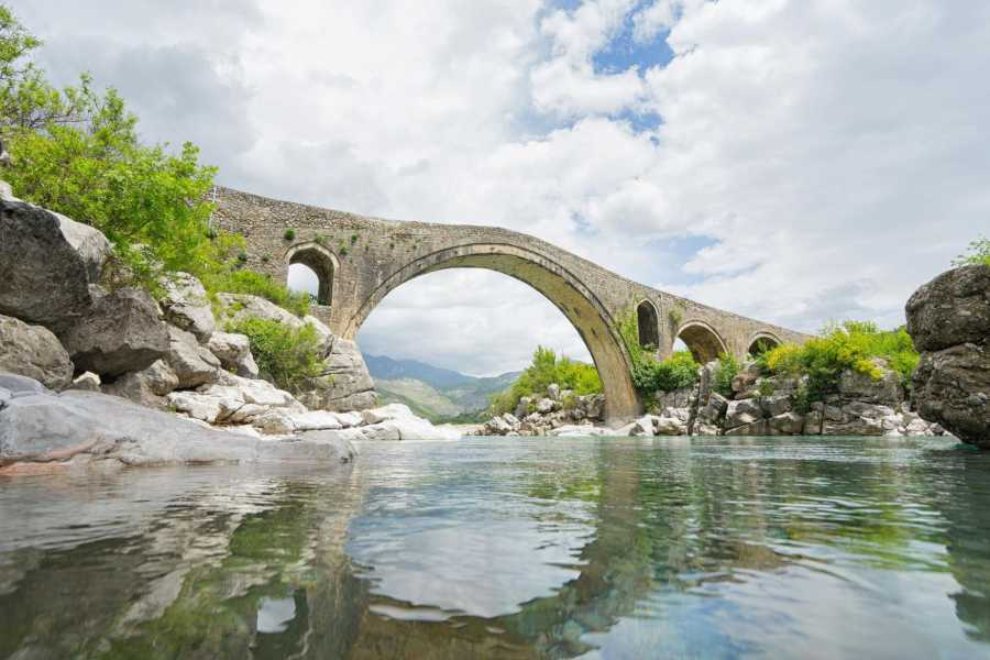 JONA TRAVEL DMC - LUFTHANSA CITY CENTER Albanian Heritage