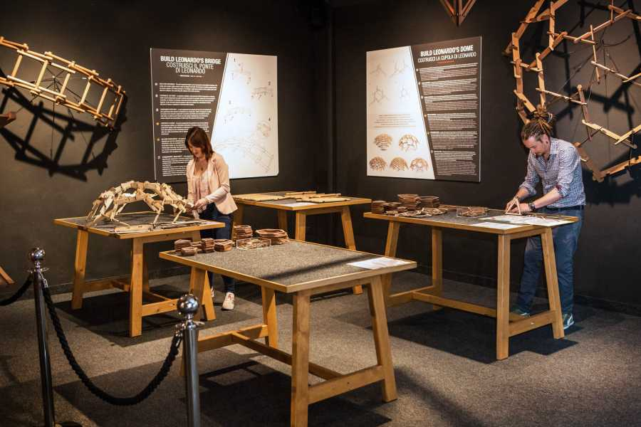 ACCORD Italy Smart Tours & Experiences IN THE FOOTSTEPS OF LEONARDO DA VINCI