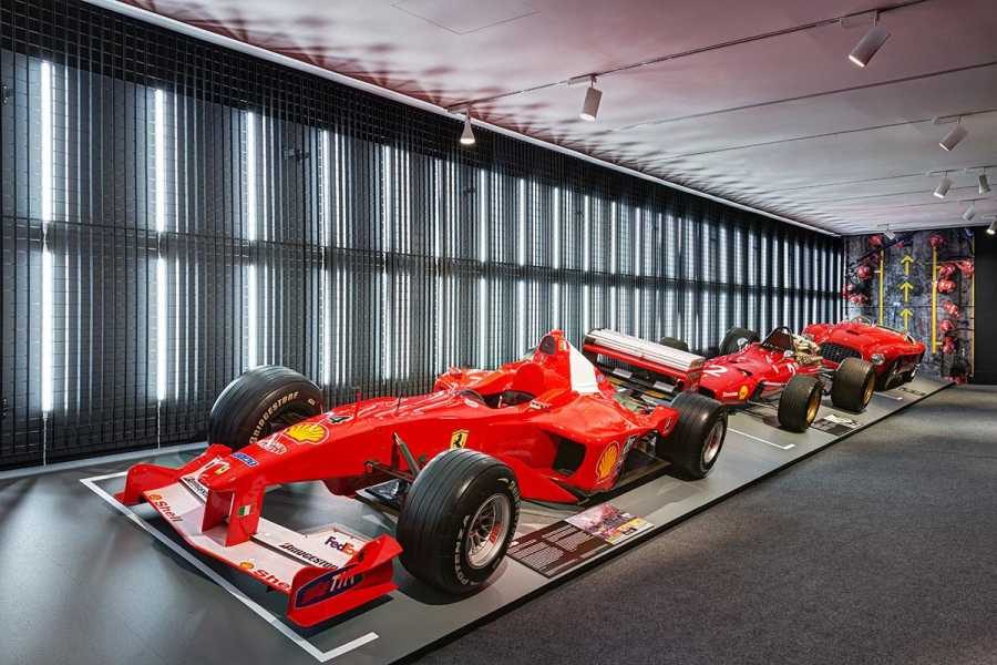 Modenatur MVF/ Ferrari museum