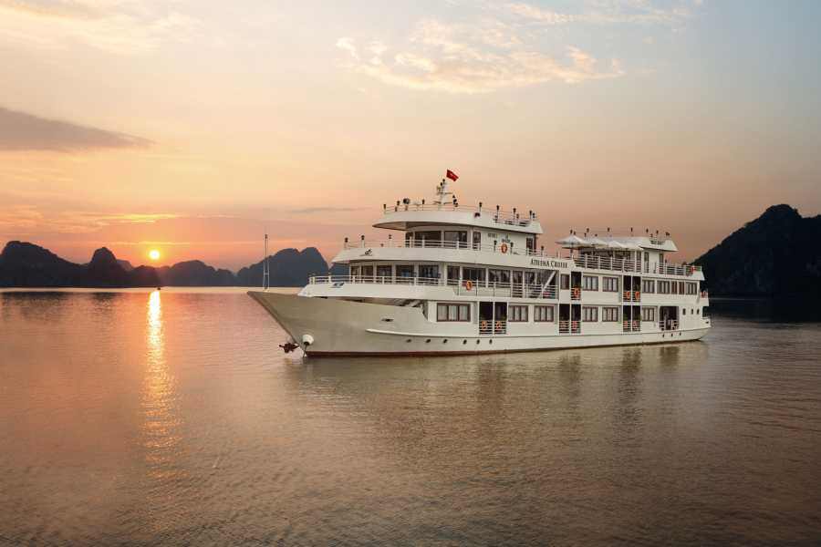 OCEAN TOURS ATHENA 5* one night cruise