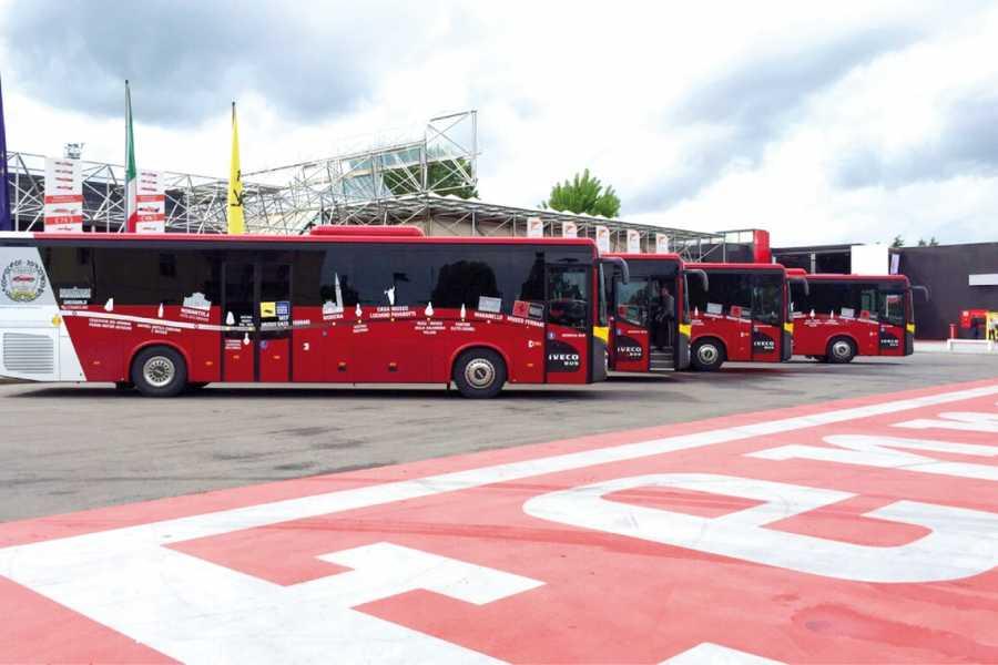 Modenatur MVF/ Discover Ferrari & Pavarotti land tour