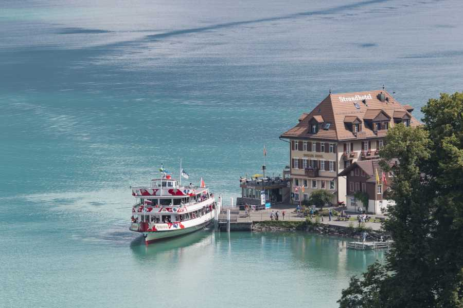 BLS AG, Schifffahrt Croisière du soir sur le lac de Brienz