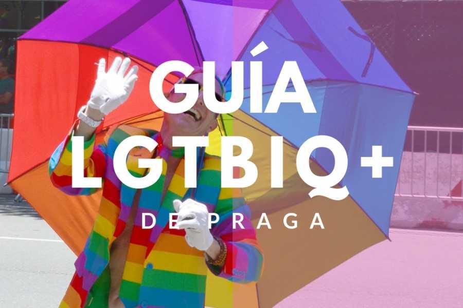 Turistico s.r.o. Guía LGBTIQ+ de Praga 2019