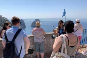 Capri Minicruise with Guide