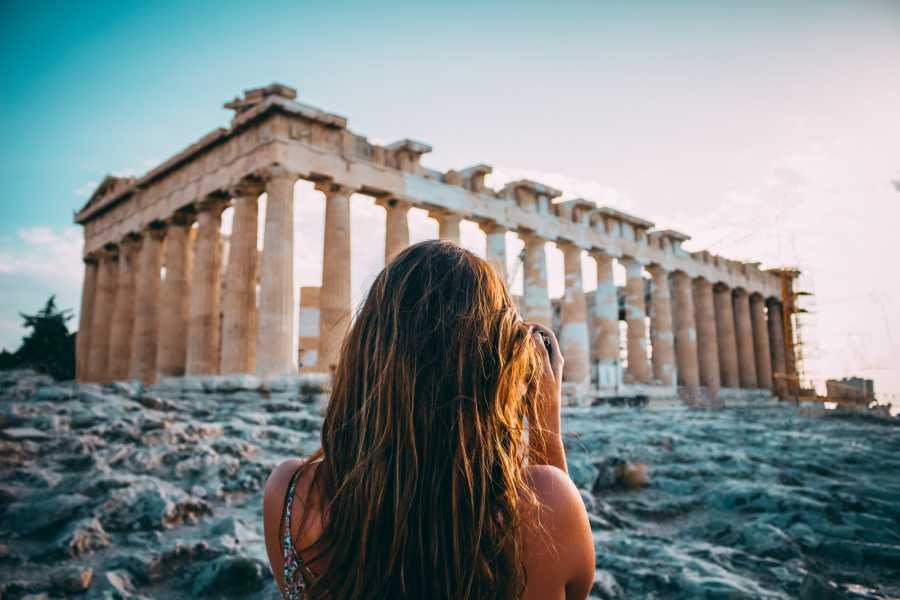 JONA TRAVEL DMC - LUFTHANSA CITY CENTER Romantic Greece