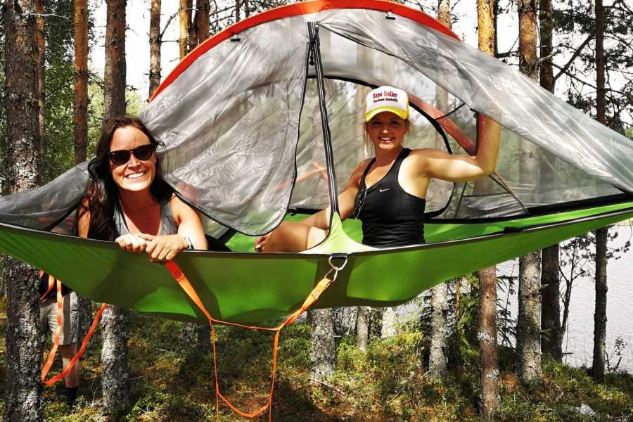 Finnskogen Adventures Overnatting på De Nordiske Jakt og Fiskedagene 08.08-11.08-2019