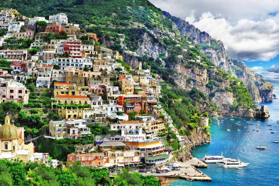 Feeling Italy Concierge Amalfi Coast shared Boat Trip