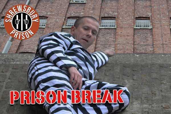 Prison Break at Shrewsbury Prison