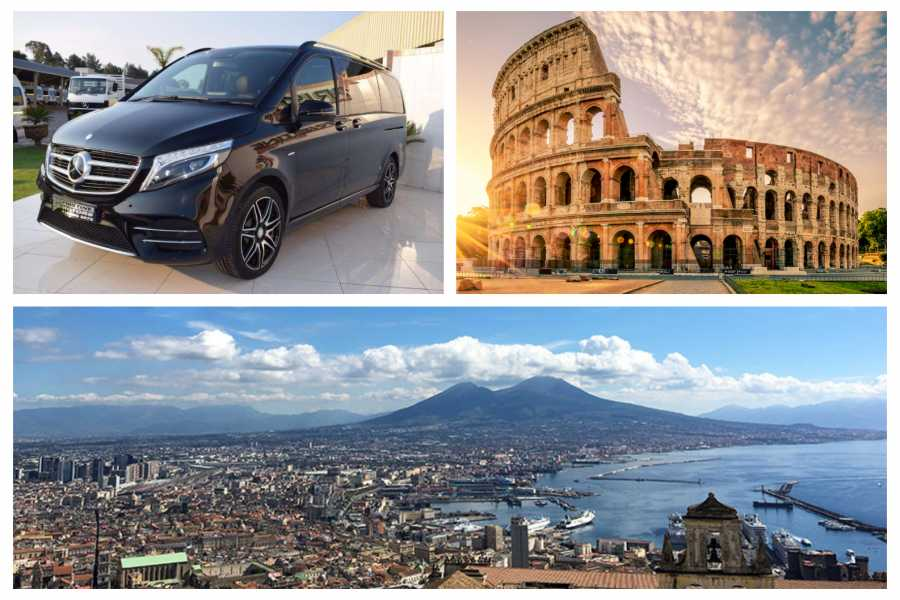 HP Travel Private Transfer in Minivan from Rome to Naples