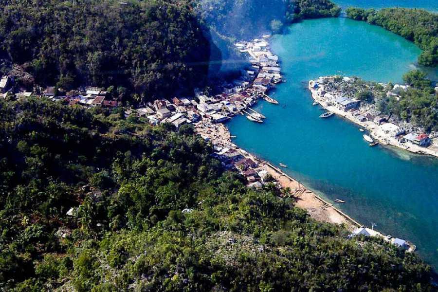 Marina Blue Haiti Fete de la Mer Pestel Excursion