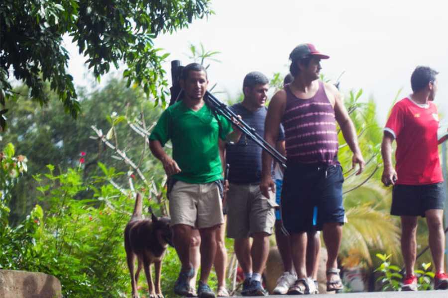 Uvita Information Center Community Walking Tour