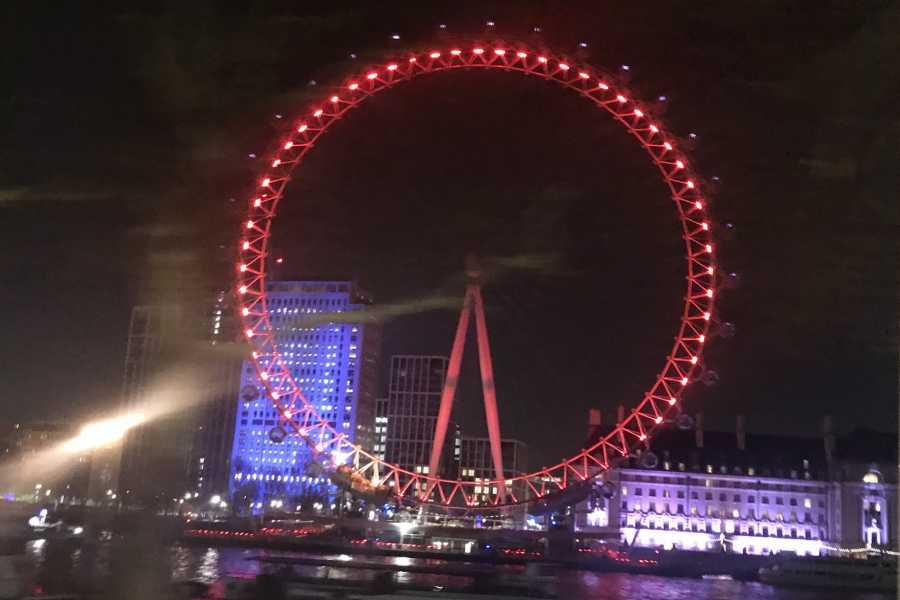 Halal Tourism Britain London Night Bus Tour