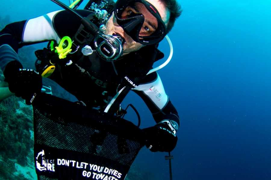 Blue Bay Dive & Watersports PADI Dive Against Debris Specialty