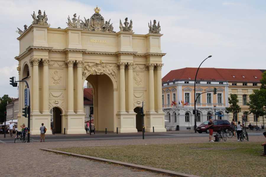 Turistico s.r.o. Visita a Potsdam
