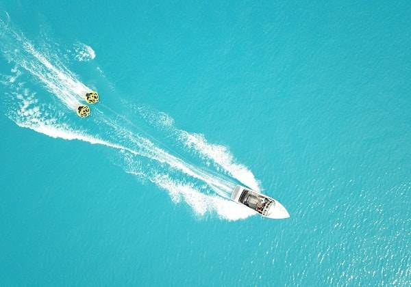 Sports nautiques - Case nautique du Maritim Resort & Spa Mauritius