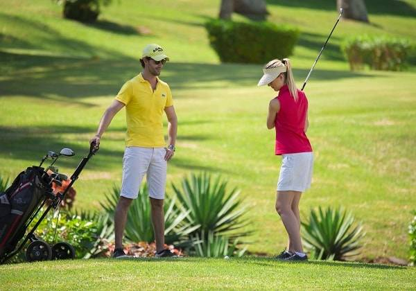 Maritim Golf Club in the North of Mauritius