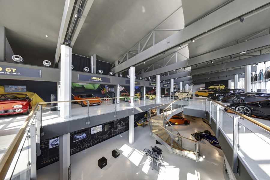 Bologna Welcome Lamborghini & Ducati: dai musei alle fabbriche
