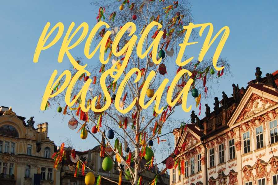Turistico s.r.o. PRAGA EN PASCUA