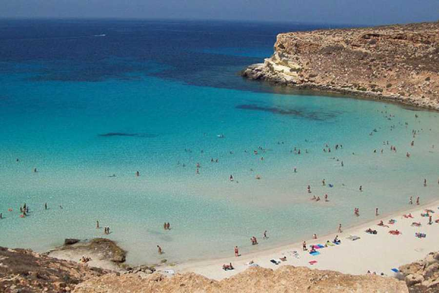 Dimensione Sicilia Incoming Operator Tour of Sicily 6 Days with beach holiday in Lampedusa