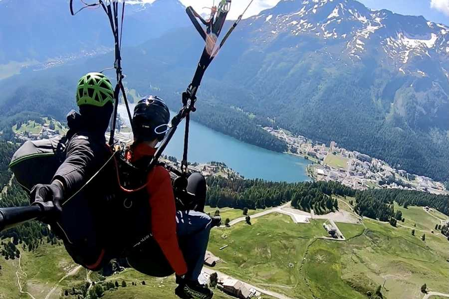 Paragliding Engadin GmbH Early Bird Summer