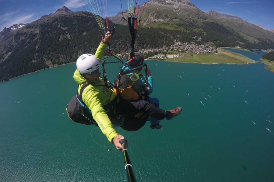 Paragliding Engadin GmbH Early Bird Summer