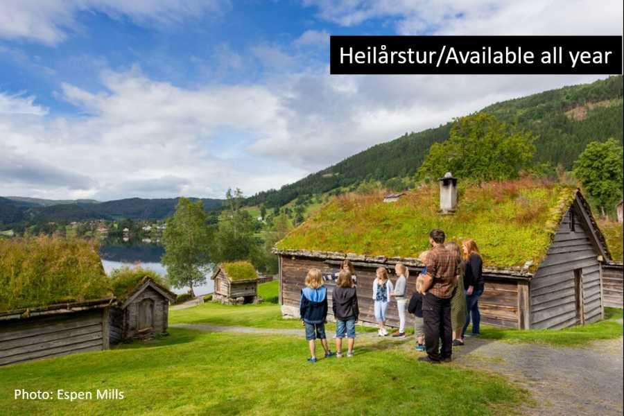 Travel like the locals Sogn & Fjordane Rundtur Sogndal  - Førde - Sogndal