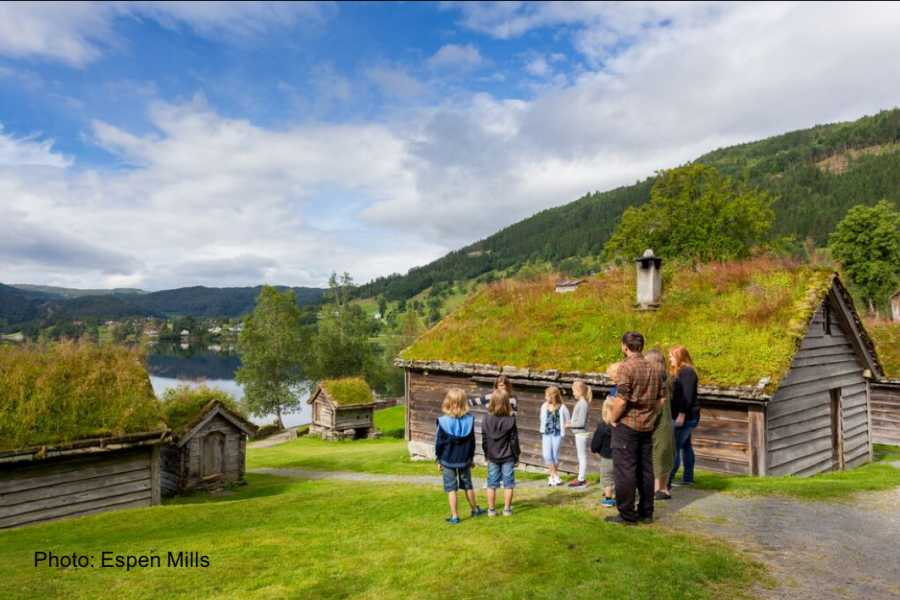 Travel like the locals Sogn & Fjordane Round trip Sogndal – Førde – Sogndal