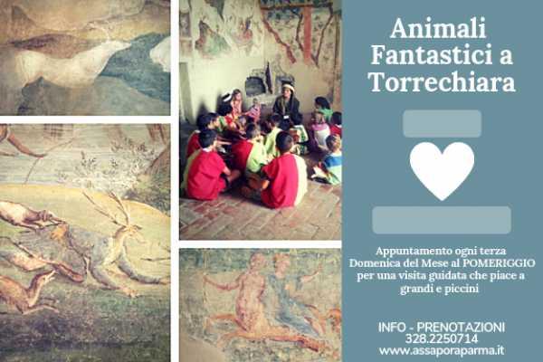 Animali Fantastici a Torrechiara