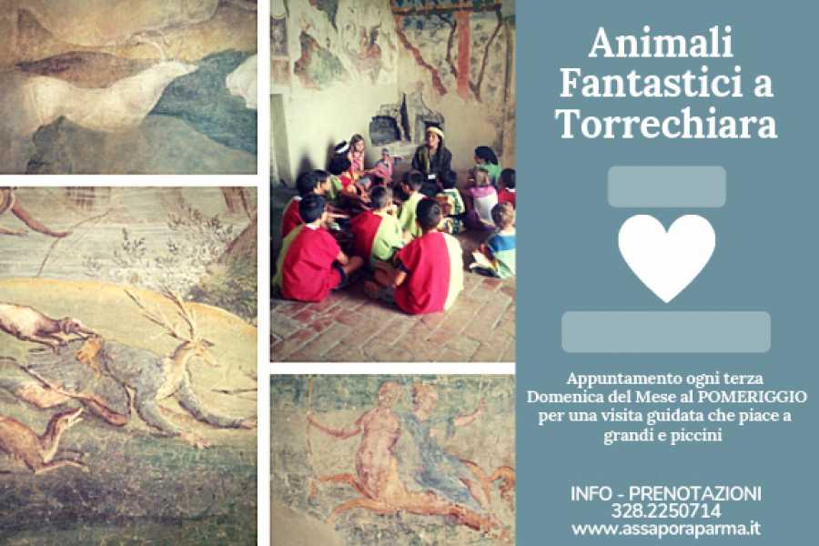 Emilia Romagna Welcome Animali Fantastici a Torrechiara