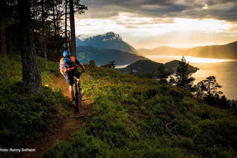 Travel like the locals Sogn & Fjordane Rundtur Sandane – Stryn - Sandane