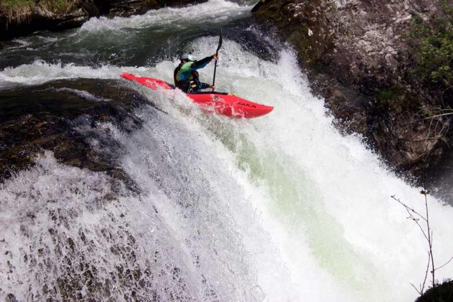 Kayak Voss Dynamic Kayaking