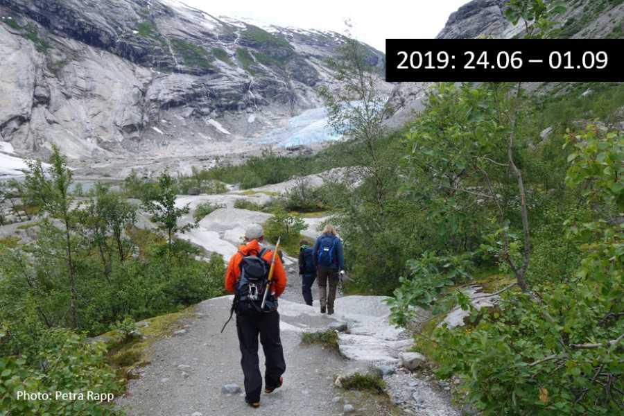 Travel like the locals Sogn & Fjordane Ein veg Nigardsbreen - Sogndal