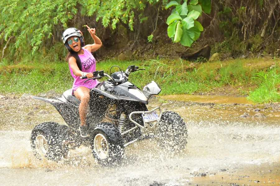 Tour Guanacaste Playa Flamingo ATV Jungle Tour