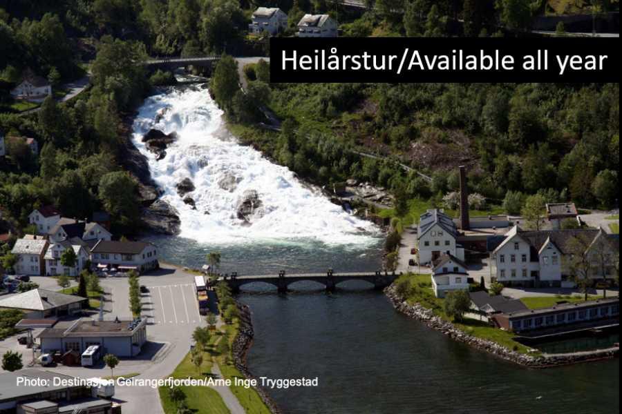 Travel like the locals Sogn & Fjordane Rundtur Stryn - Hellesylt - Stryn