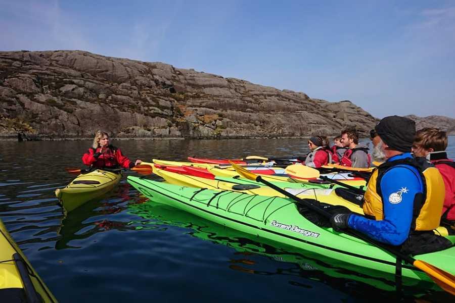 Norsk Kystkulturakademi AS Grunnkurs havpadling