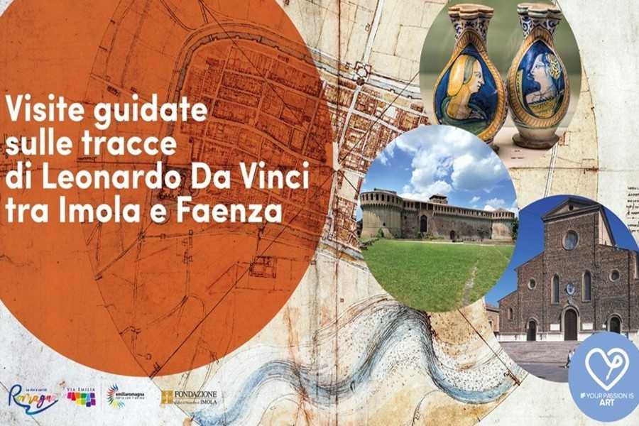 IF Imola Faenza In the footsteps of Leonardo da Vinci in Imola
