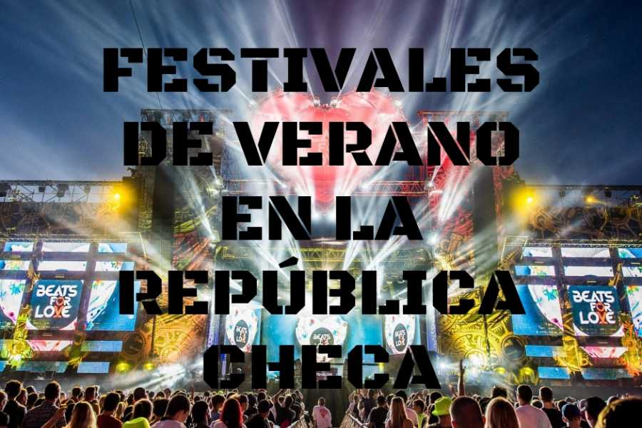 Turistico s.r.o. LOS 7 MEJORES FESTIVALES DE LA REPÚBLICA CHECA