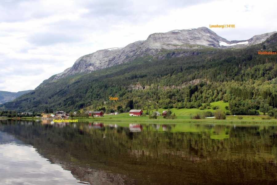 Øystein Ormåsen Lønahorgi cultural hike