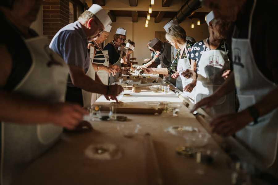 Promozione Alberghiera Cooking Experience mit Mittagessen in der Romagna