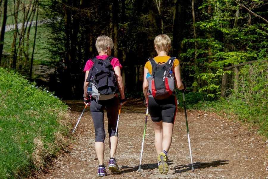 Promozione Alberghiera Wellness et Nordic Walking au spa