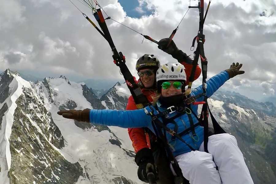 Paragliding Engadin GmbH I Conquistatori di Cime (solo in giorni selezionati)