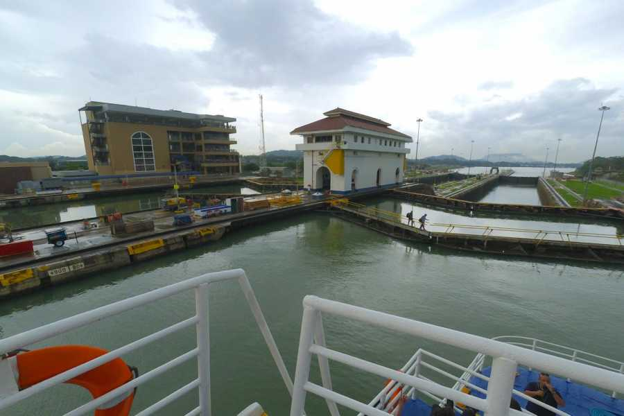 Canal & Bay Tours Destiny PTY - Ocean to Ocean