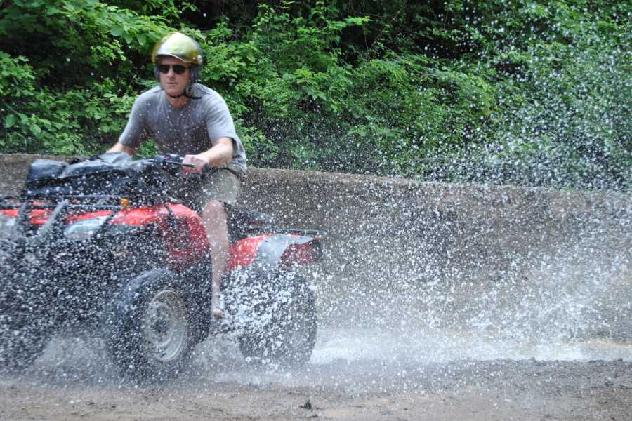 Tour Guanacaste Local ATV Daily Rental Guanacaste