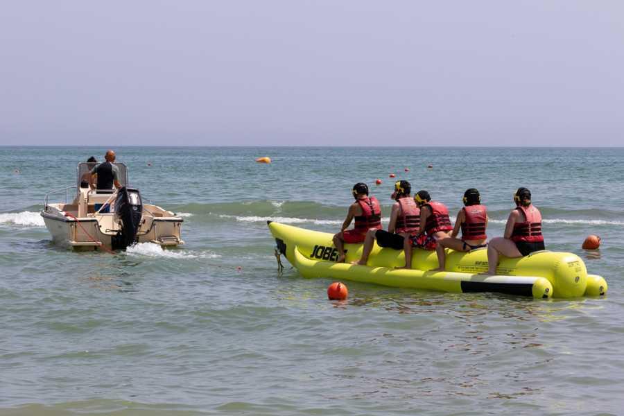Promozione Alberghiera Banana boat tube