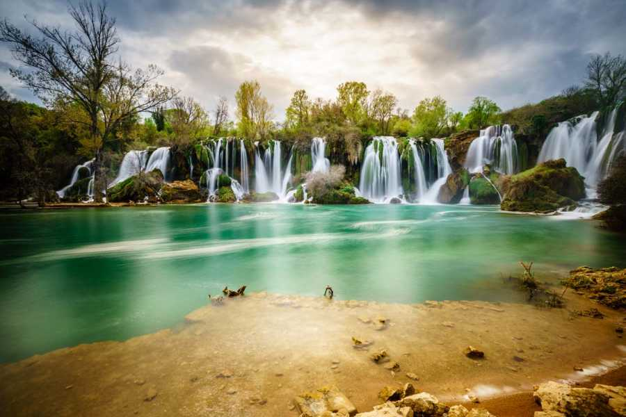 Sugaman Tours Mostar and Kravice Tour from Omis