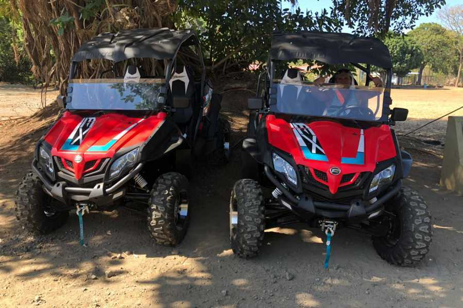 Tour Guanacaste Side X Side Buggy Rentals