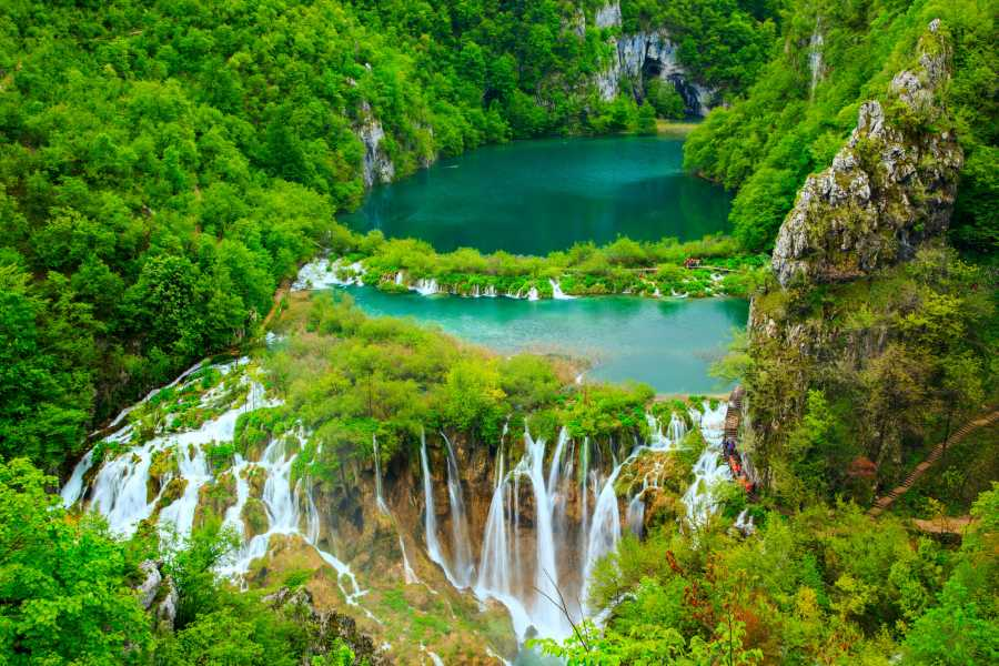 ToDoInSlovenia, brand of Kompas d.d. Premium tour to Plitvice national park