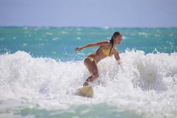 2 Hour Group Surfing Lesson